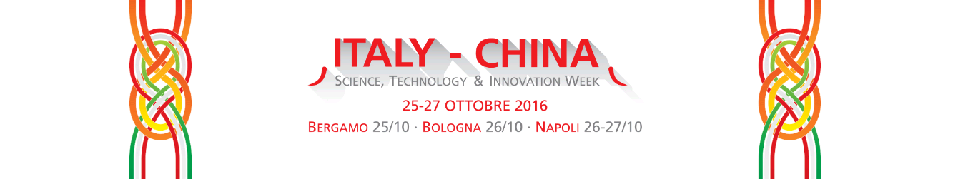 Italy-China Science, Technology & Innovation Week 2016