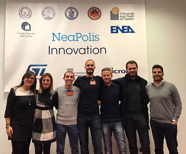 Neapolis Innovation Technology Day Winners
