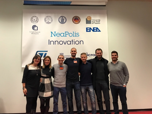 G.L.o.W. ha vinto il Neapolis Innovation Technology Day 2016